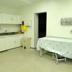 Sala de curativos