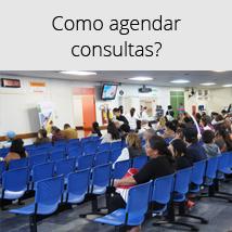 Como agendar consultas?